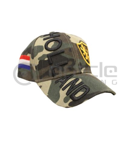 3D Holland Hat - Camo