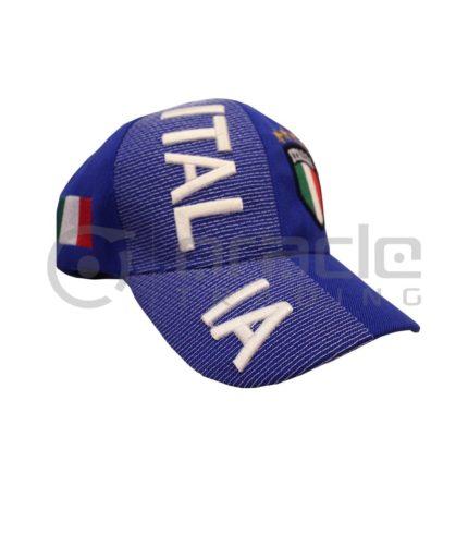 3D Italia Hat - Blue