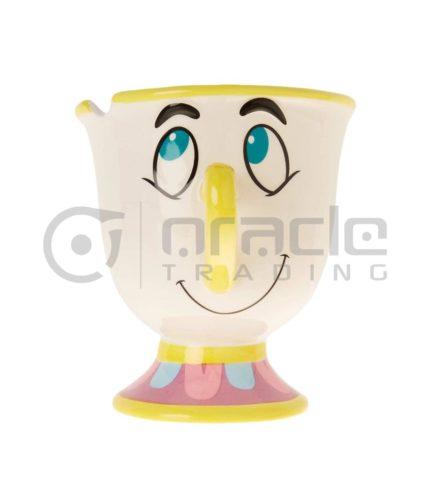 Beauty & The Beast 3D Shaped Mug - Chip