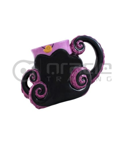 Disney Villains 3D Shaped Mug - Ursula