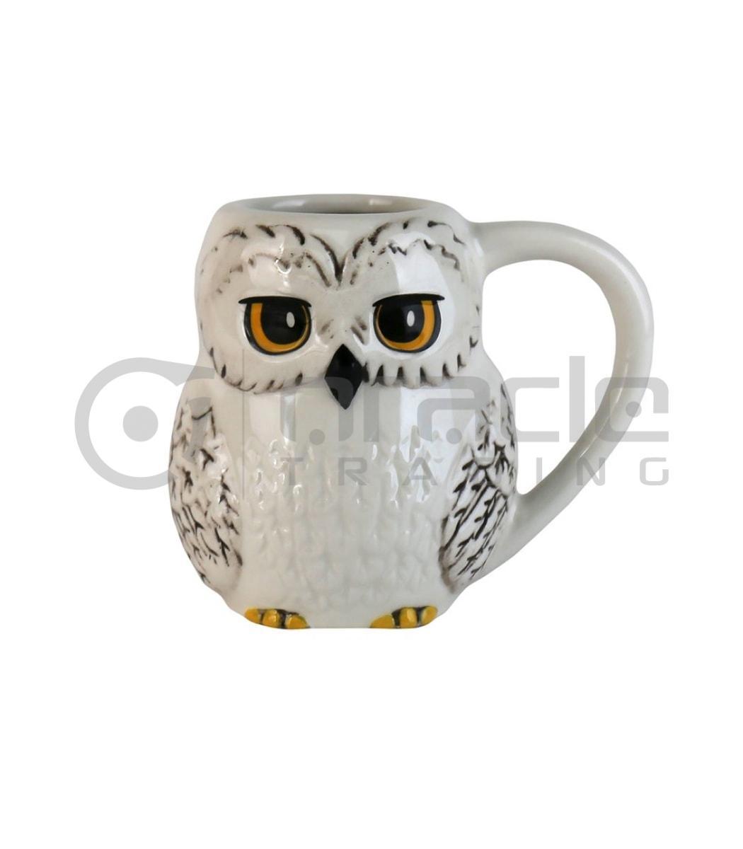 Harry Potter Mini 3D Shaped Mug - Hedwig