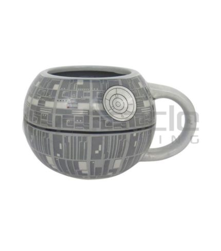 Star Wars 3D Shaped Mug - Death Star