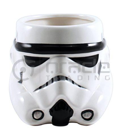Star Wars 3D Shaped Mug - Storm Trooper