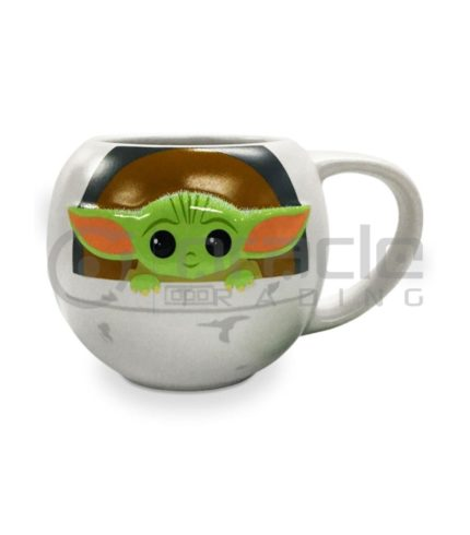 Star Wars: The Mandalorian 3D Shaped Mug - The Child