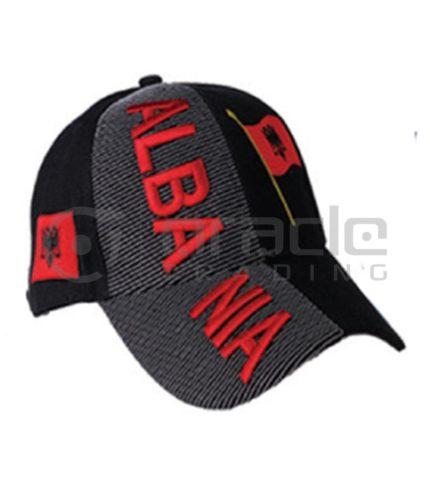 3D Albania Hat