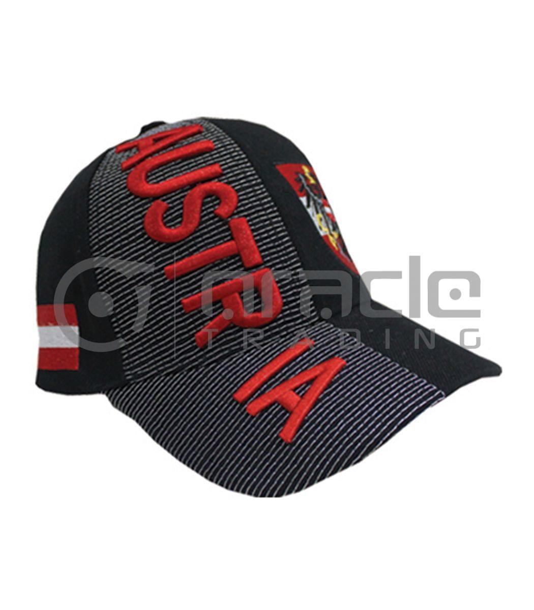 3D Austria Hat