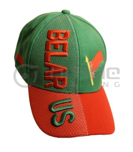 3D Belarus Hat