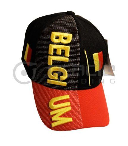 3D Belgium Hat