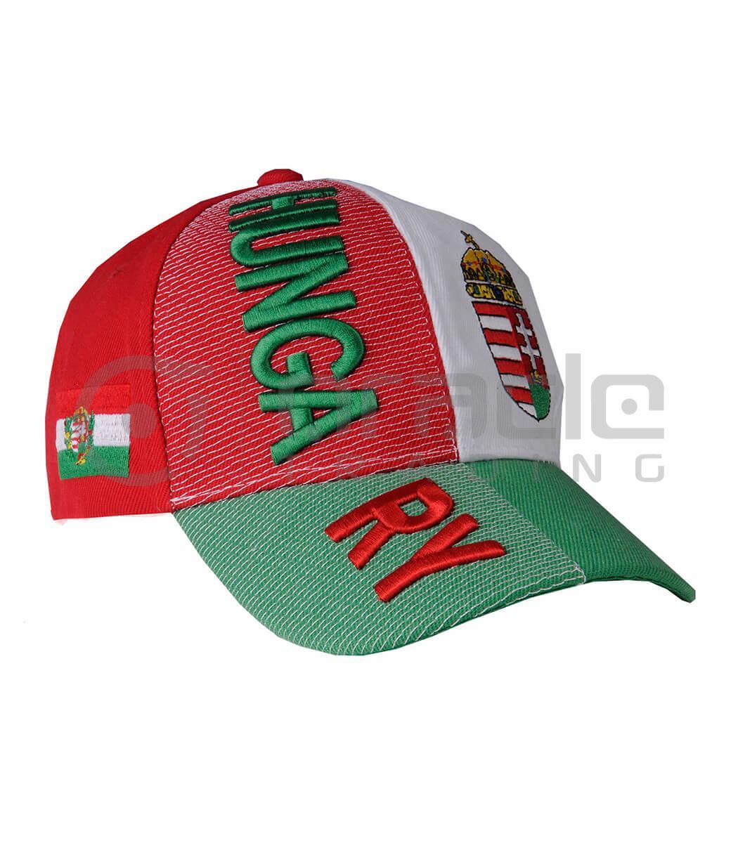 3D Hungary Hat