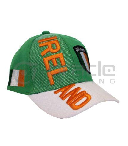 3D Ireland Hat - Kid Size