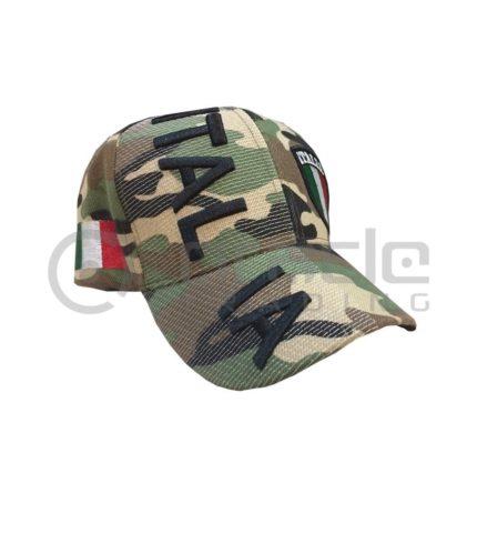3D Italia Hat - Camo