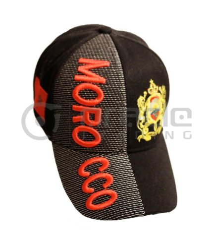 3D Morocco Hat