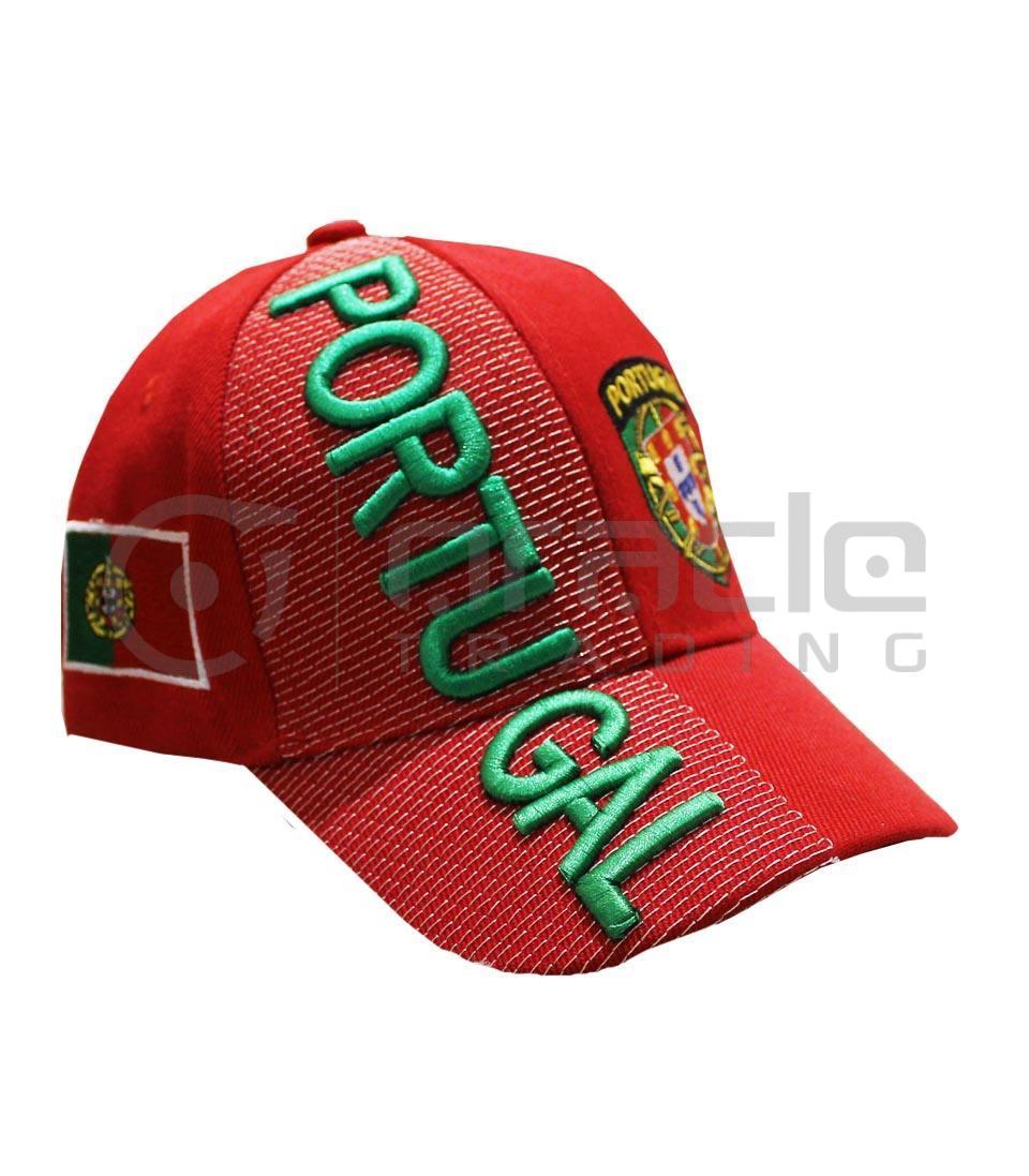 3D Portugal Hat - Kid Size