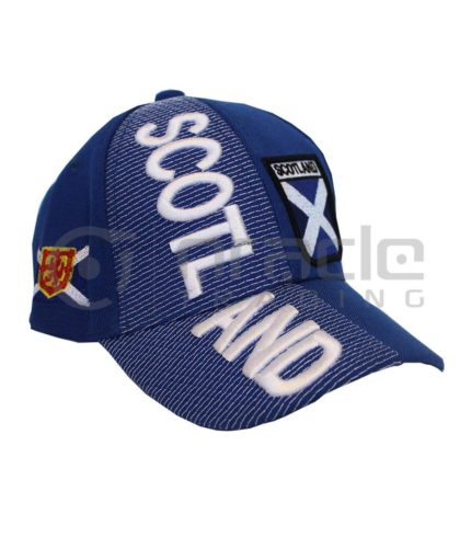 3D Scotland Hat - Kid Size