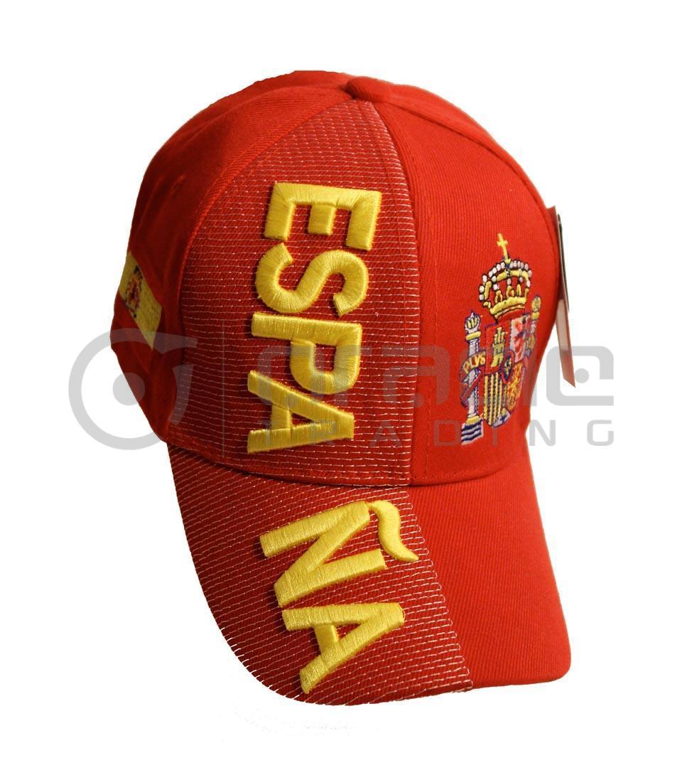 3D Spain Hat