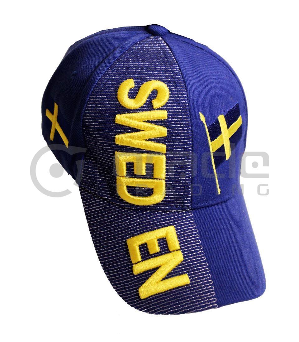 3D Sweden Hat