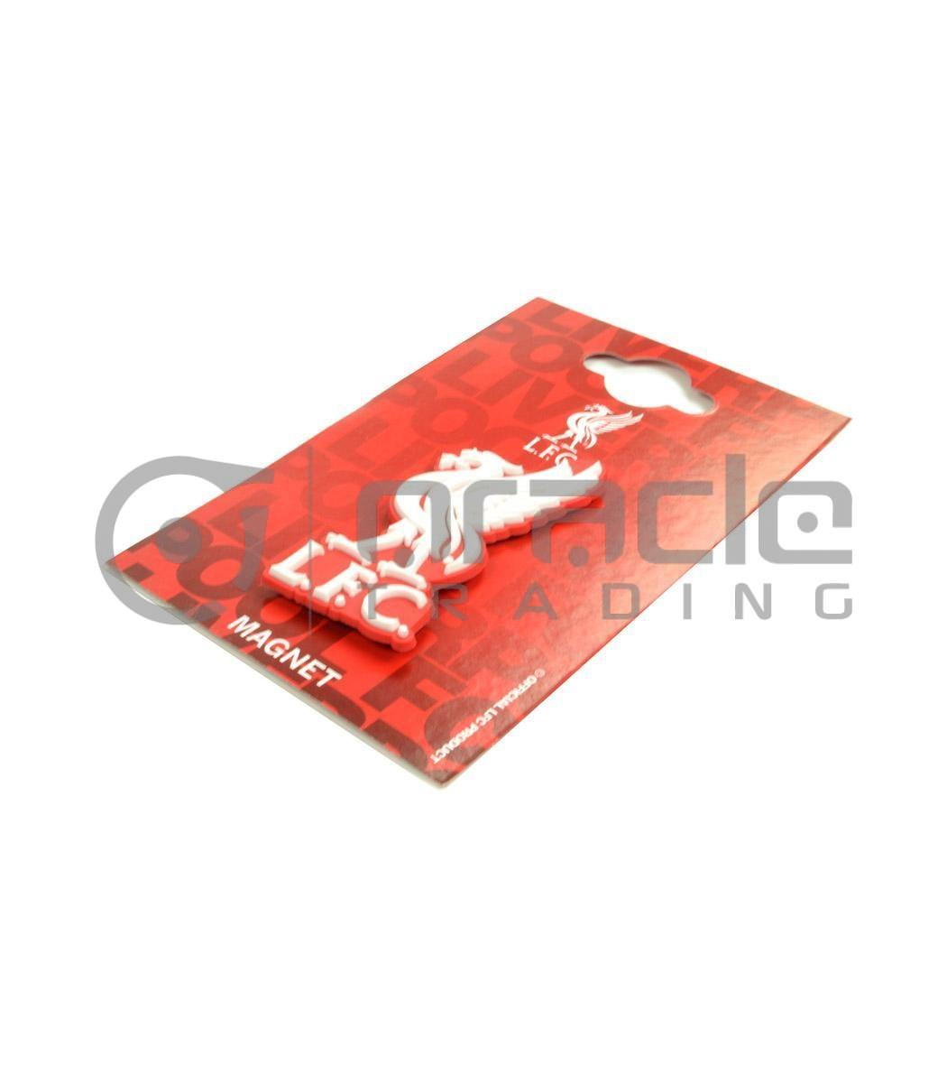 Liverpool 3D Magnet