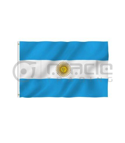 Large 3'x5' Argentina Flag