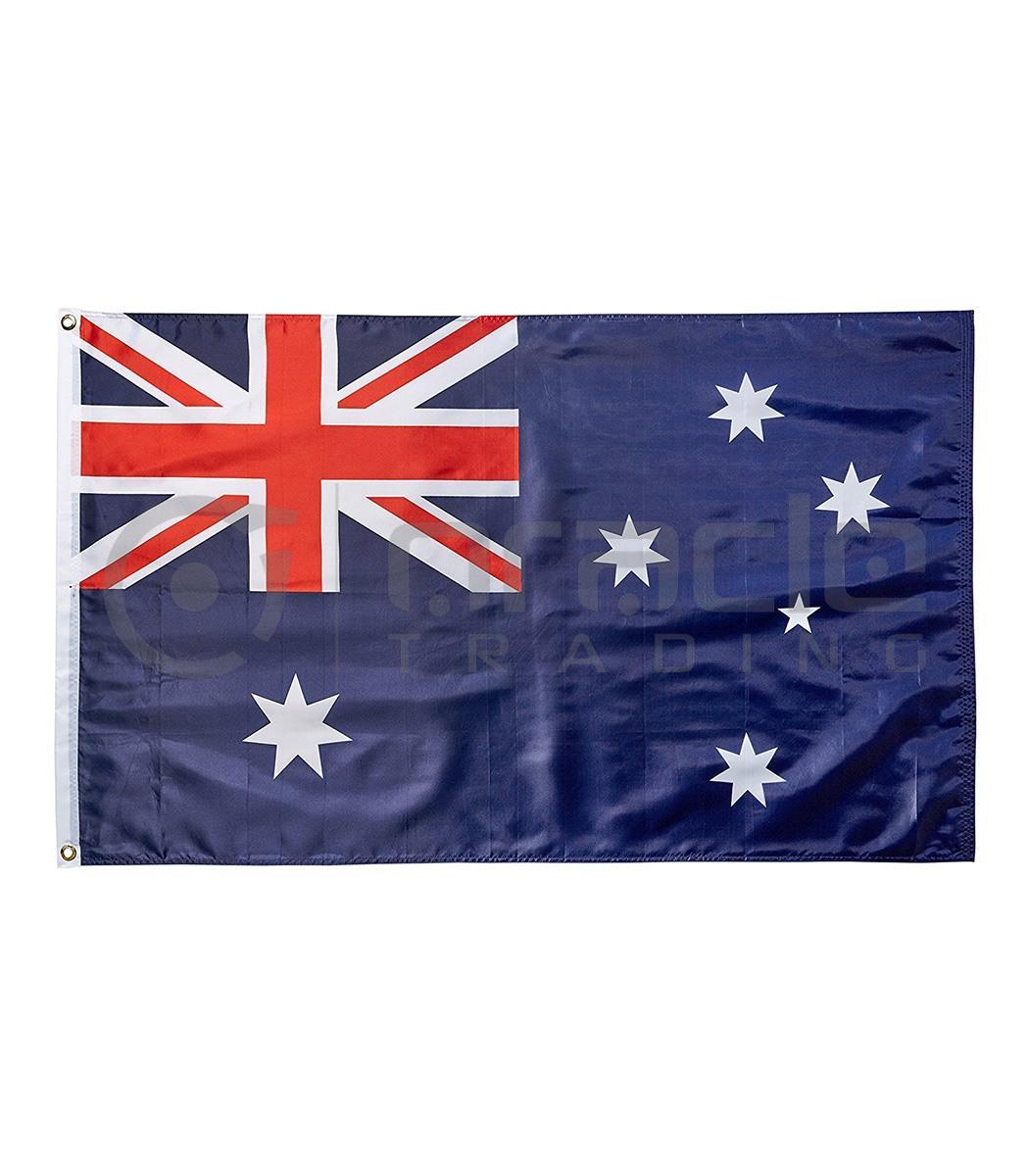 Large 3'x5' Australia Flag