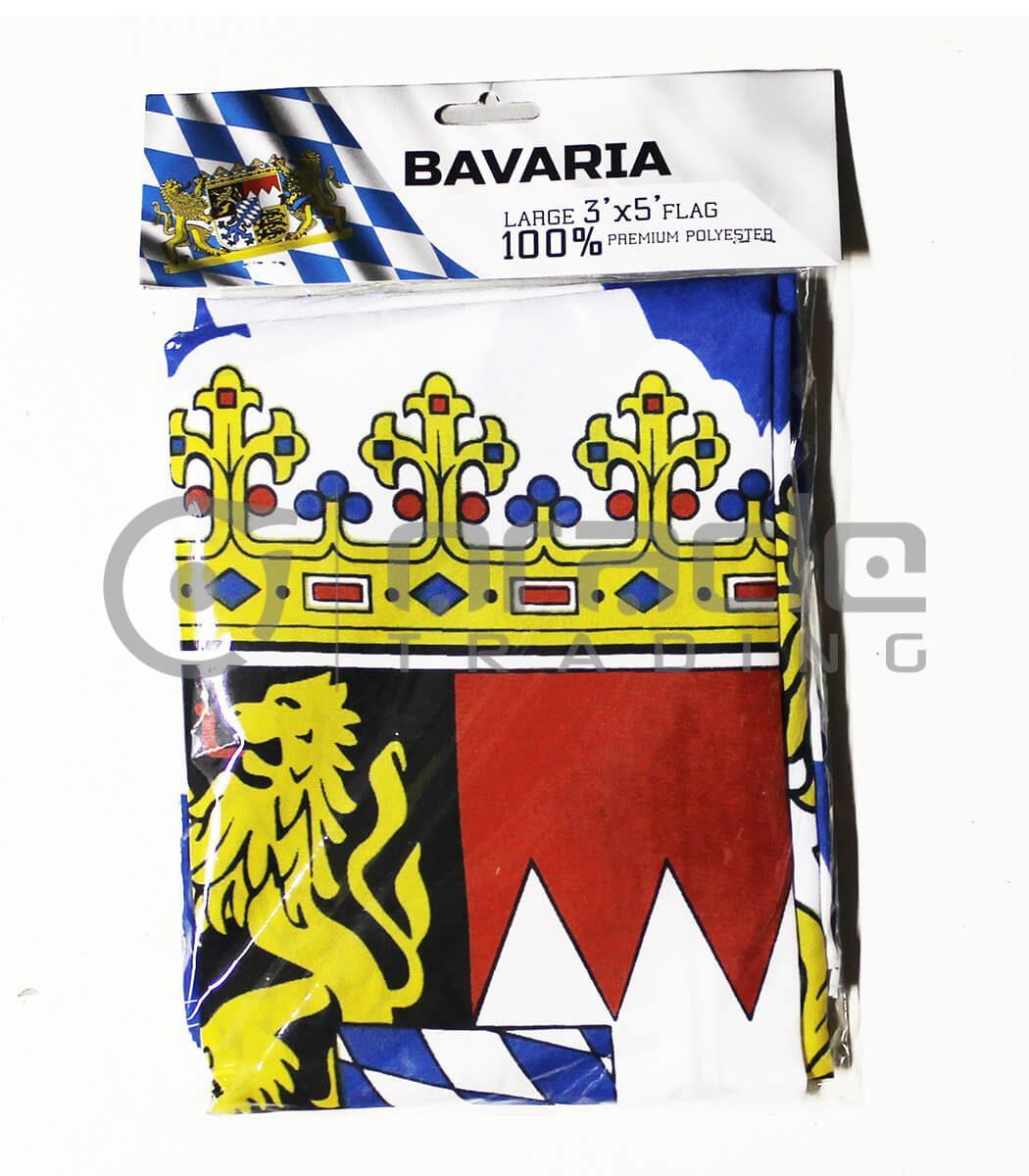 Large 3'x5' Bavaria Flag