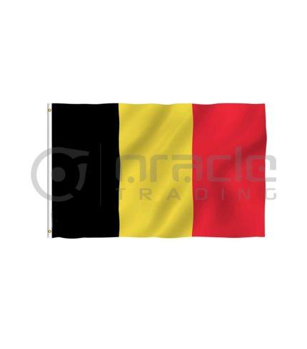 Large 3'x5' Belgium Flag