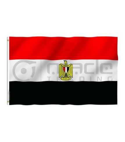 Large 3'x5' Egypt Flag