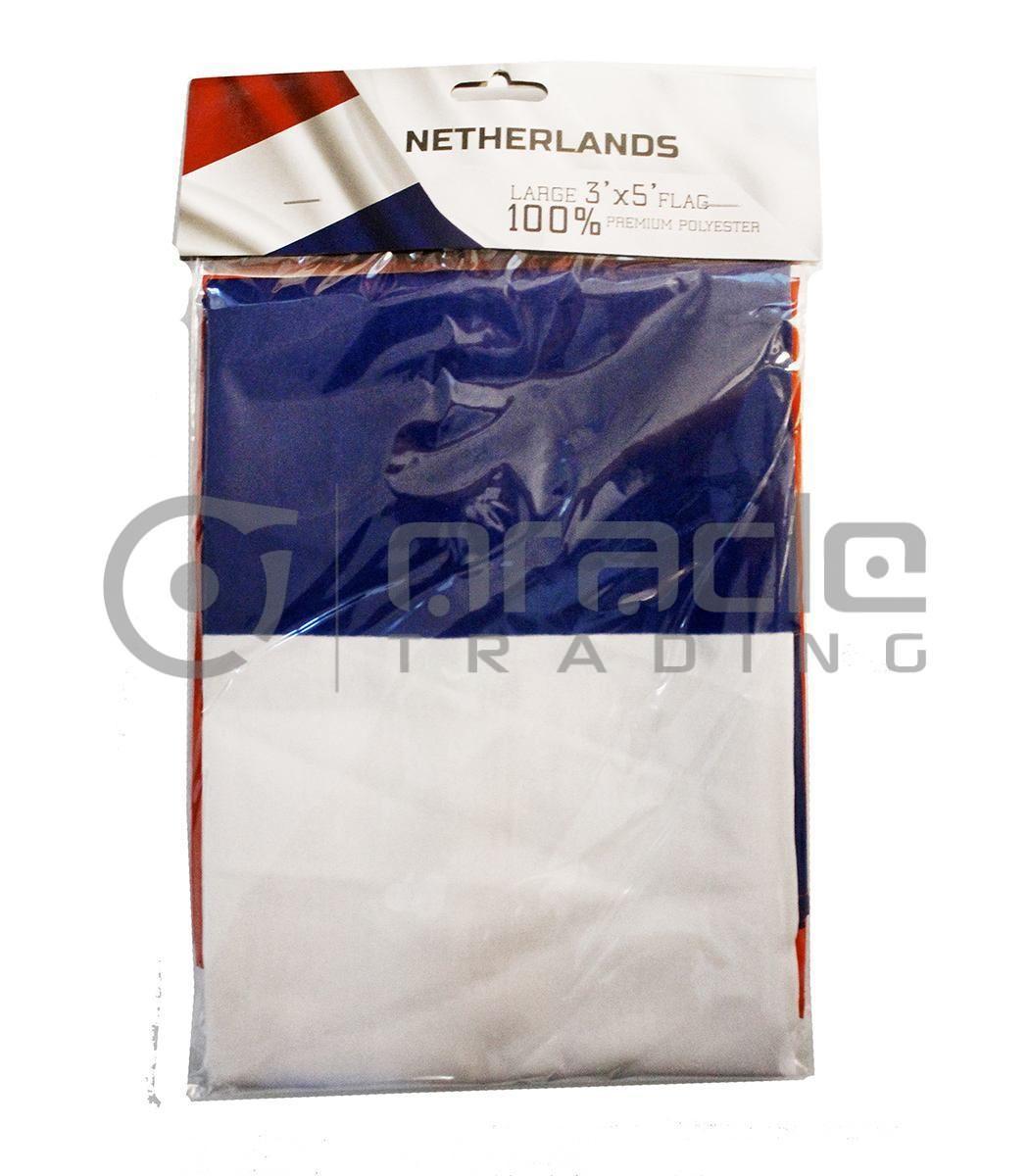 Large 3'x5' Netherlands Flag (Holland)