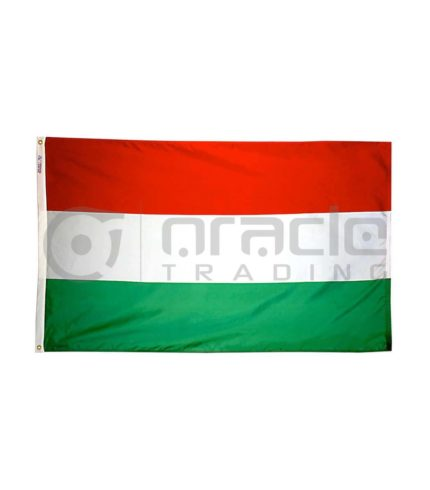 Large 3'x5' Hungary Flag