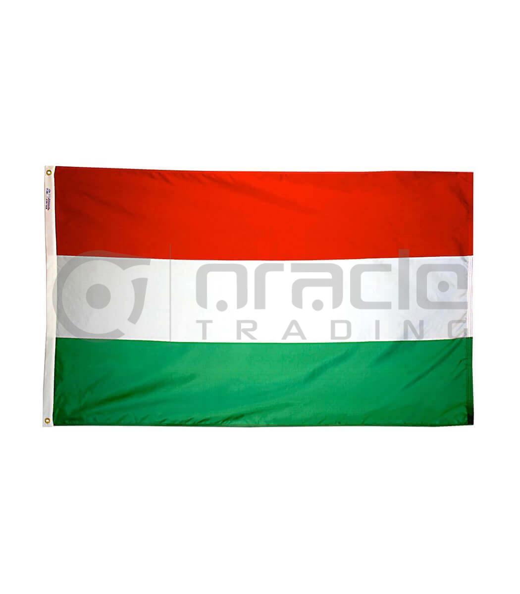Large 3'x5' Hungary Flag