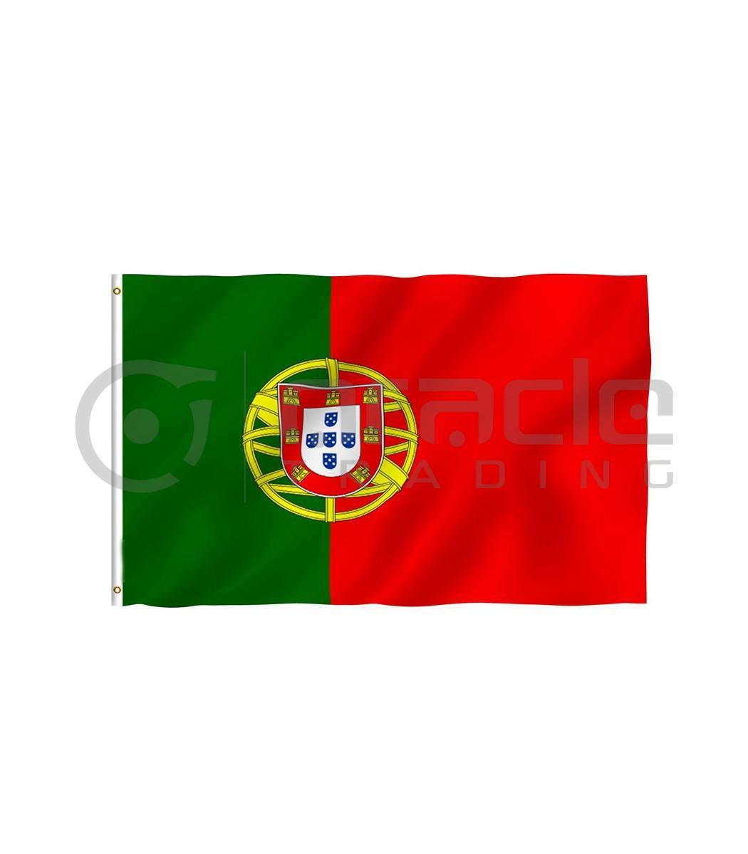 Large 3'x5' Portugal Flag