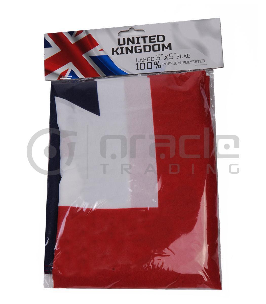 Large 3x5 Flag UK Flag United Kingdom
