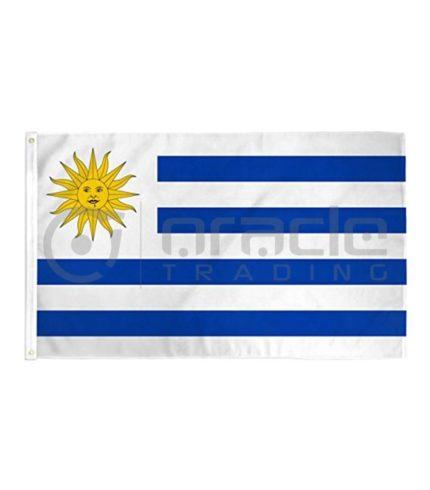 Large 3'x5' Uruguay Flag