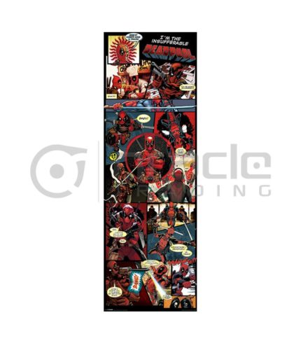 Deadpool Door Poster