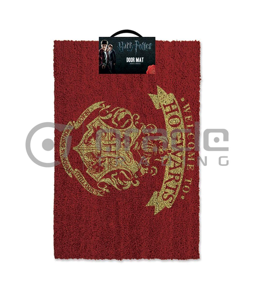 Harry Potter Doormat - Welcome to Hogwarts