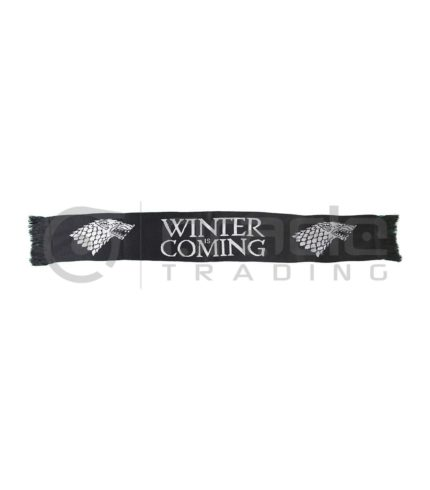 Game of Thrones Winter is Coming Scarf