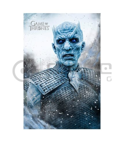 Game of Thrones Night King Poster