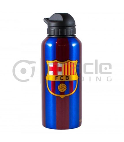 Barcelona Aluminum Water Bottle (Signed)