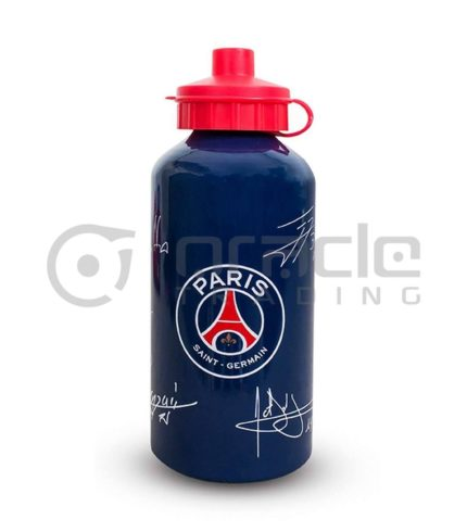 PSG Aluminum Water Bottle (Signed)