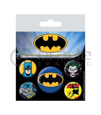 Batman Badge Pack