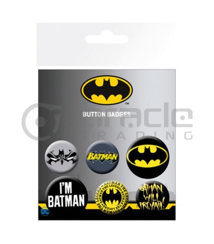 Batman Badge Pack