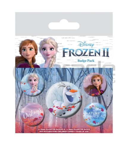 Frozen Badge Pack - Destiny