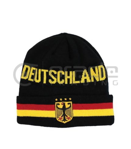 Germany Fold-up Beanie A
