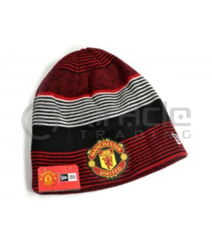 Manchester United Beanie - Reversible