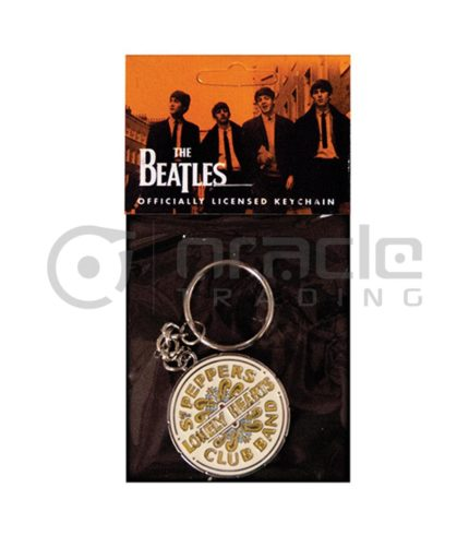 The Beatles Sgt. Pepper Keychain