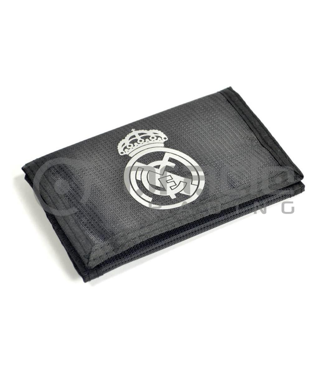 Real Madrid Black Wallet