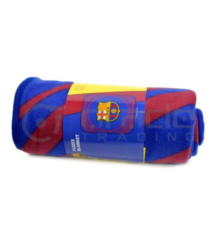 Barcelona Fleece Blanket