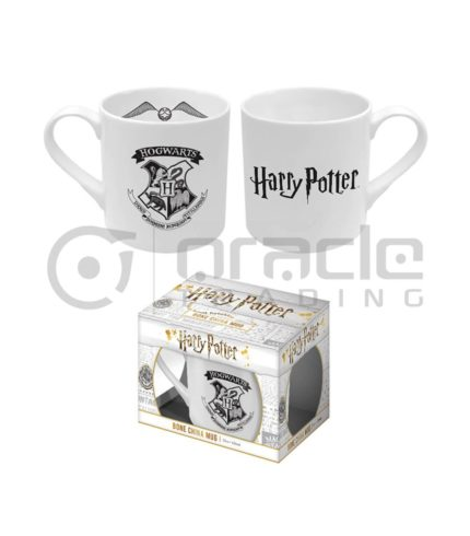 Harry Potter Bone China Mug - Hogwarts