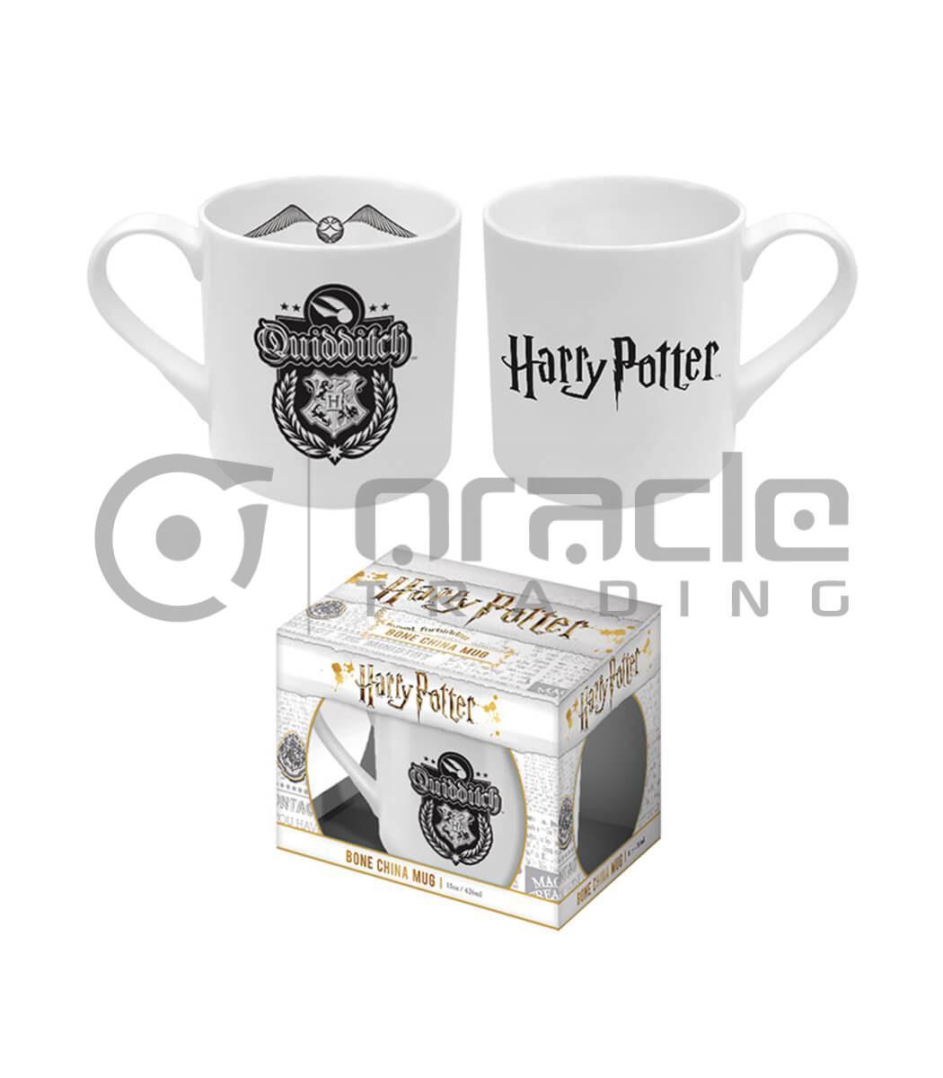 Harry Potter Bone China Mug - Quidditch