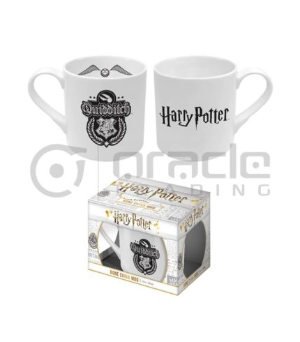 Harry Potter Bone China Mug - Quidditch