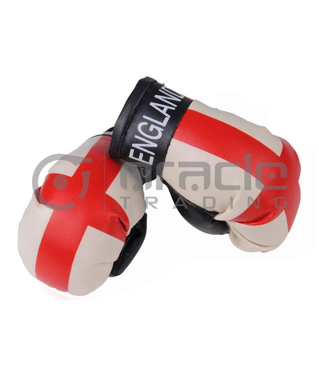England Boxing Gloves